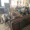 台風被害による災害ゴミ回収