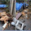 豊島区長崎一軒家残置回収2日目